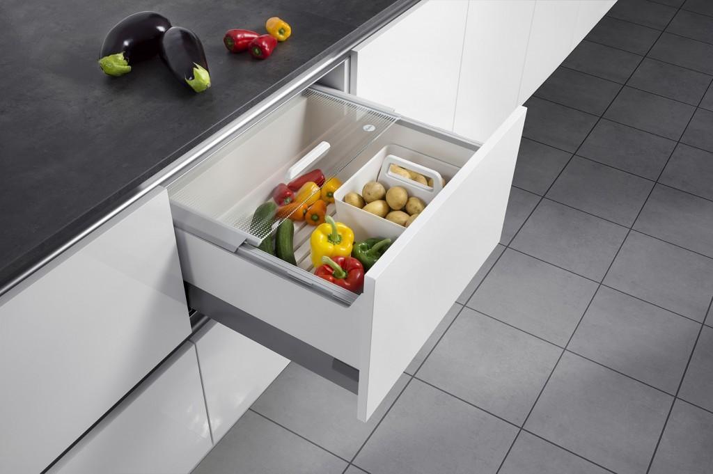 Prämierte Design-Qualität: Pantry-Box von Hailo erhält mit dem Red Dot Award bereits die zweite Auszeichnung