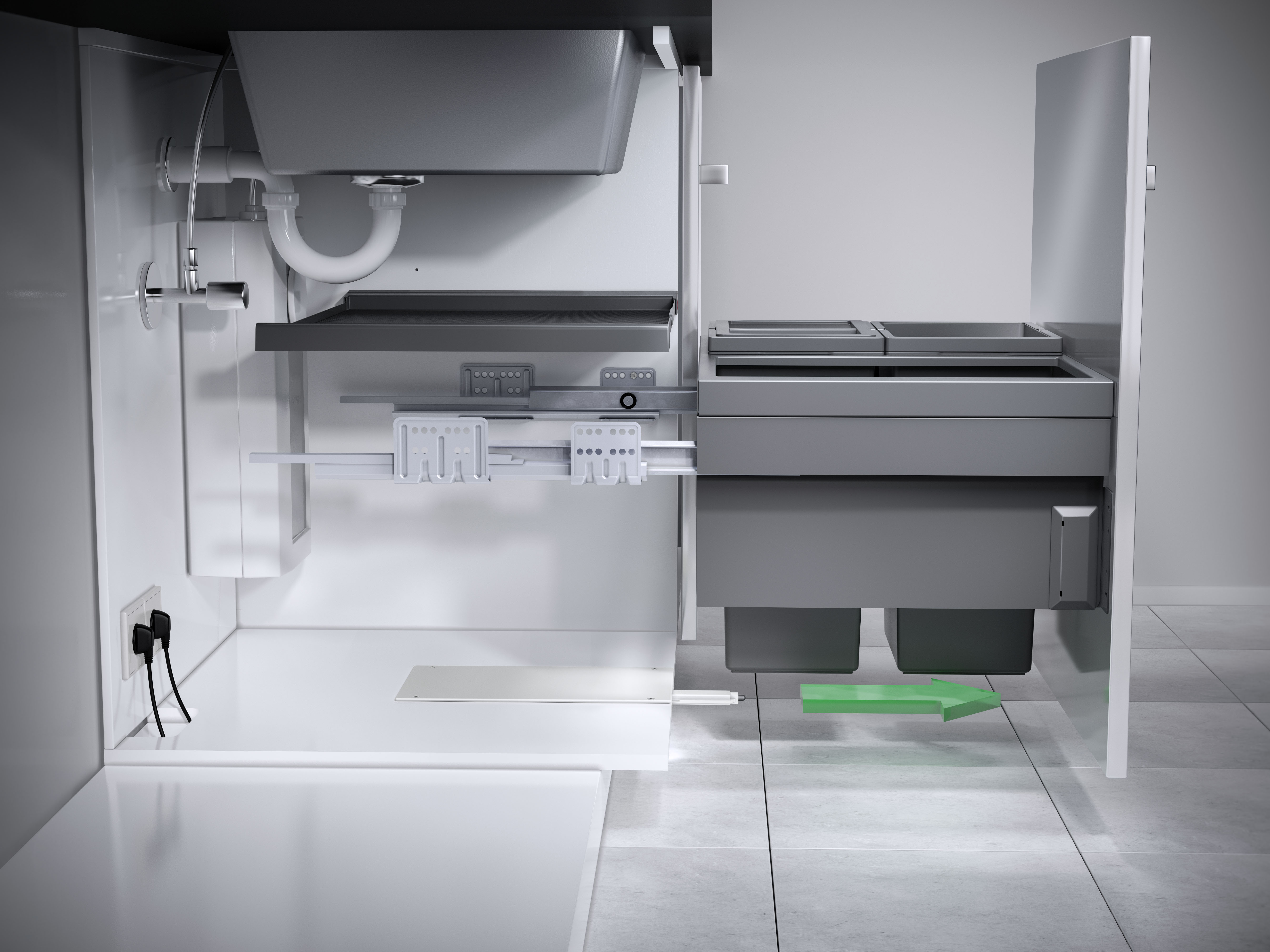 Smart Home: Hailo macht den Küchenschrank smarter | UMAXO