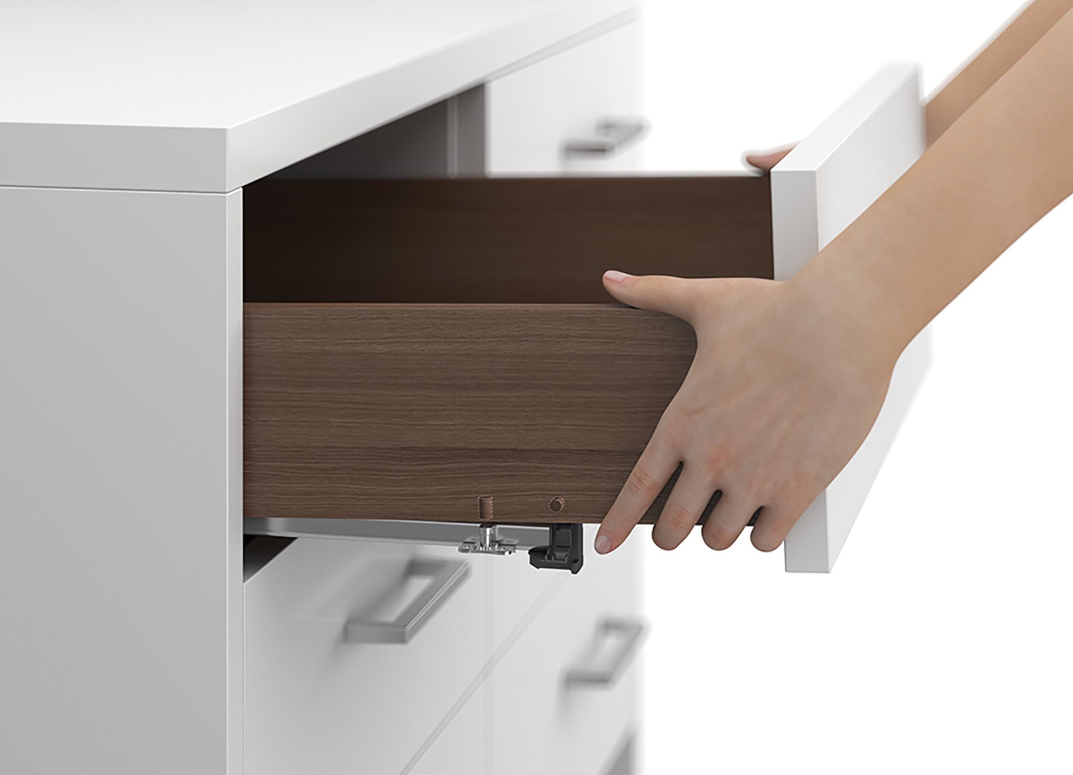 hettich zeigt schubkastenkompetenz auf der interzum umaxo. Black Bedroom Furniture Sets. Home Design Ideas